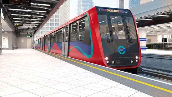 CAF wins 43-train Docklands Light Rail deal