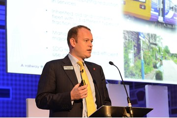 Northern Rail Managing Director Alex Hynes. PAUL BIGLAND/RAIL.