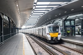 Govia Thameslink Railway 700103 at London Bridge. JACK BOSKETT/RAIL.