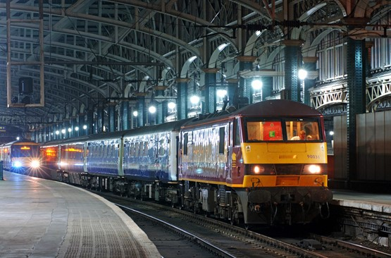 From The Archives A New Dawn For The Caledonian Sleeper